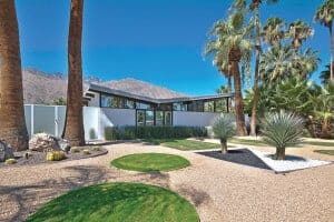 FRONT OF HOUSE ANGLED 1 300x200 - Discover Palm Springs Real Estate for Sale