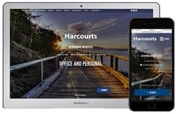 Harcourts Websites - Technology Products