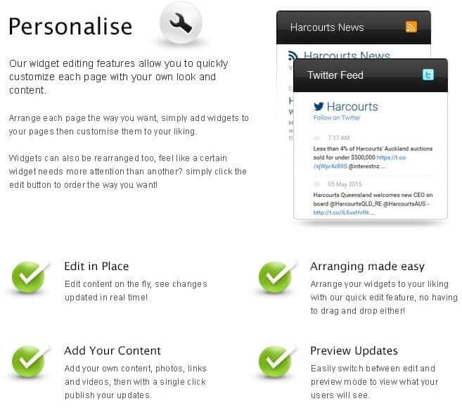 Office Personal Websites   Personalise - Office & Personal Websites