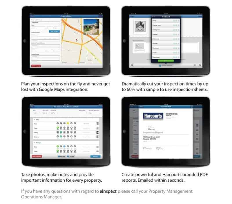 iPad eInspect - Technology Products