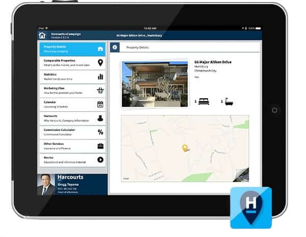 harcourts-tablet-app
